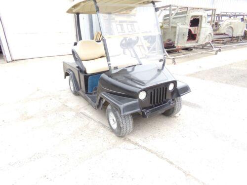 Jeep Style Golf Cart Body Kit