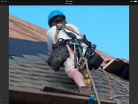 Roofer and eavestroughs