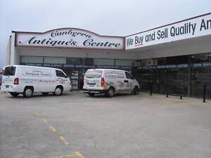 Canberra's BEST and BIGGEST range of ANTIQUES & COLLECTABLES
