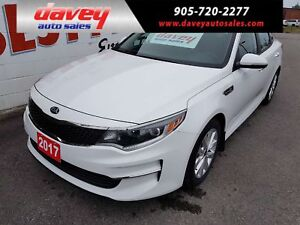 2017 Kia Optima LX BACK UP CAMERA, HEATED SEATS, HEATED WHEEL
