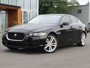 2017 Jaguar XE 3.0L V6 SC Prestige 35T AWD |  HEATED LEATHER...