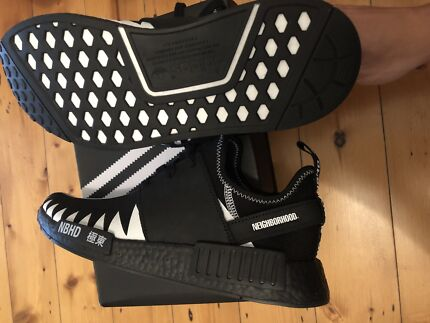 Adidas x Neighborhood NMD R1 PK US9
