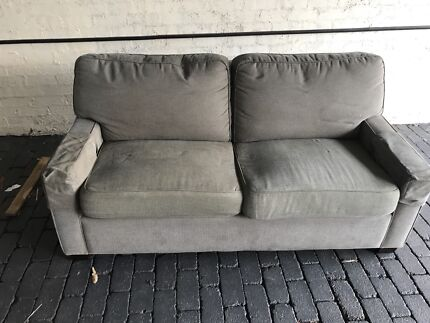 MORAN Two seater sofa bed