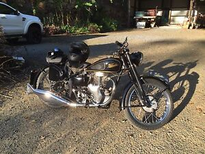 1951 Velocette 350 Mac Oxenford Gold Coast North Preview