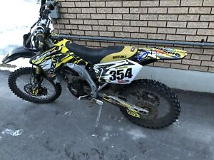 2008 rmz 450 with extras trade for 2 stroke o.b.o.