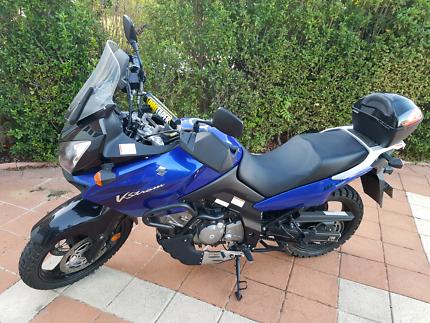 Suzuki V-Strom 650 ( LAMS approved)