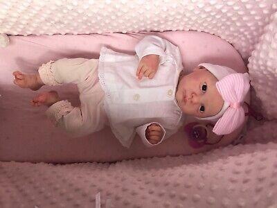 Reborn doll Aurora Sky Laura Lee Eagles