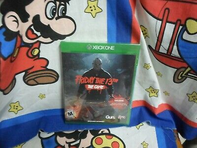 XBOX ONE Friday the 13th: The Game BRAND NEW SEALED