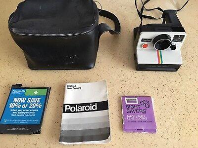 Мгновенные камеры Polaroid One Step Land