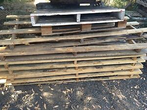 Timber pallets Busselton Busselton Area Preview