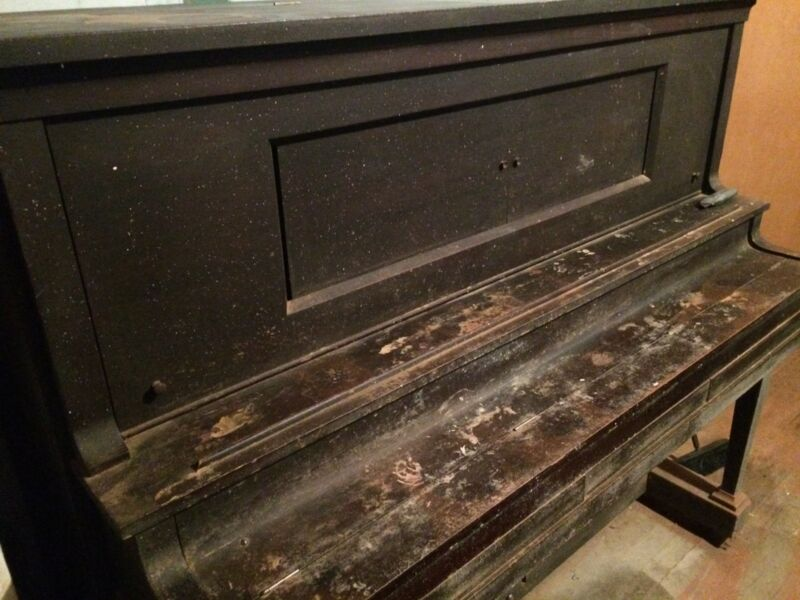 Antique Cable Player Piano 1920-1930