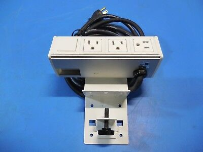 Byrne Electrical BE01819-NP-3-1-J-Z19-144 Relocatable Power Tap 15A 125V