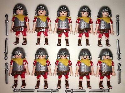 playmobil 4271 5393 9168 5392 Roman Exclusive Set Custom Crusader Bow Ritter 3