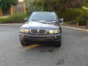 2001 BMW X5 Wagon Claremont Nedlands Area Preview
