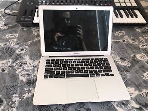 Macbook air with logic pro x installed 2017 m