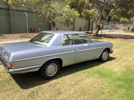 1973 Mercedes 280CE Automatic Braybrook Maribyrnong Area Preview