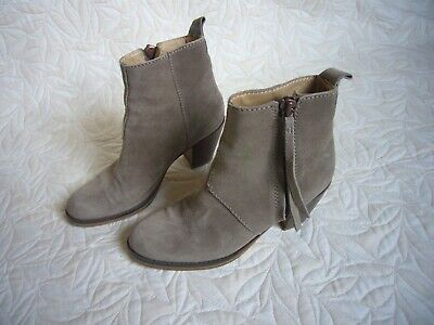 ACNE Pistol suede boots size 38 (US 8.5 / 9)