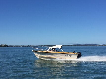 EasyRider 166 Runabout Boat 135HP Evinrude REDUCED