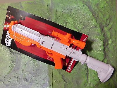 Stormtrooper Storm Trooper LASER BLASTER Waffe Pistole Gewehr Knarre STAR WARS 7