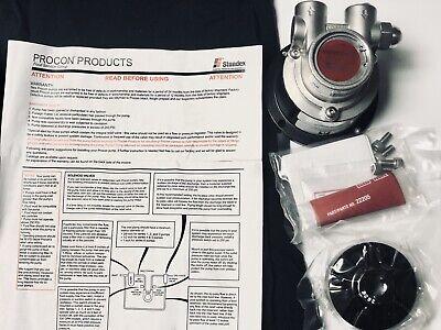 Multiplexproconstandex 020003449 Ss Mag 215 Recirculating Pump 100gph