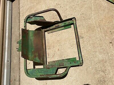 John Deere 1010 Utility Tractor Seat Frame Part At14161t