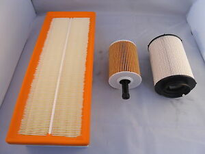 volkswagen vw golf mk5 1.9 tdi service kit oil air fuel ... vw golf 2004 fuel filter