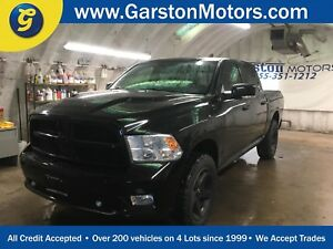 2012 Ram 1500 SPORT*CREW CAB*HEMI*4WD*NAVIGATION*LEATHER*SUNROOF