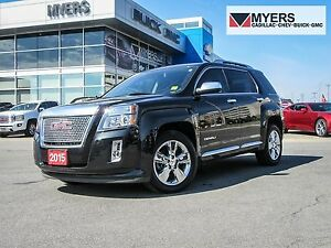 2015 GMC Terrain DENALI, AWD, POWERLIFT GATE