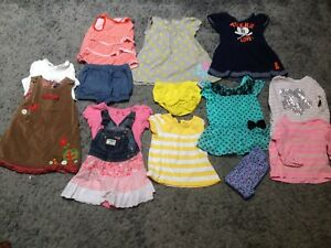 Girls size 24 mos lot