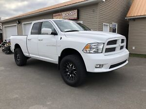 2011 Dodge Ram sport only 48000kms