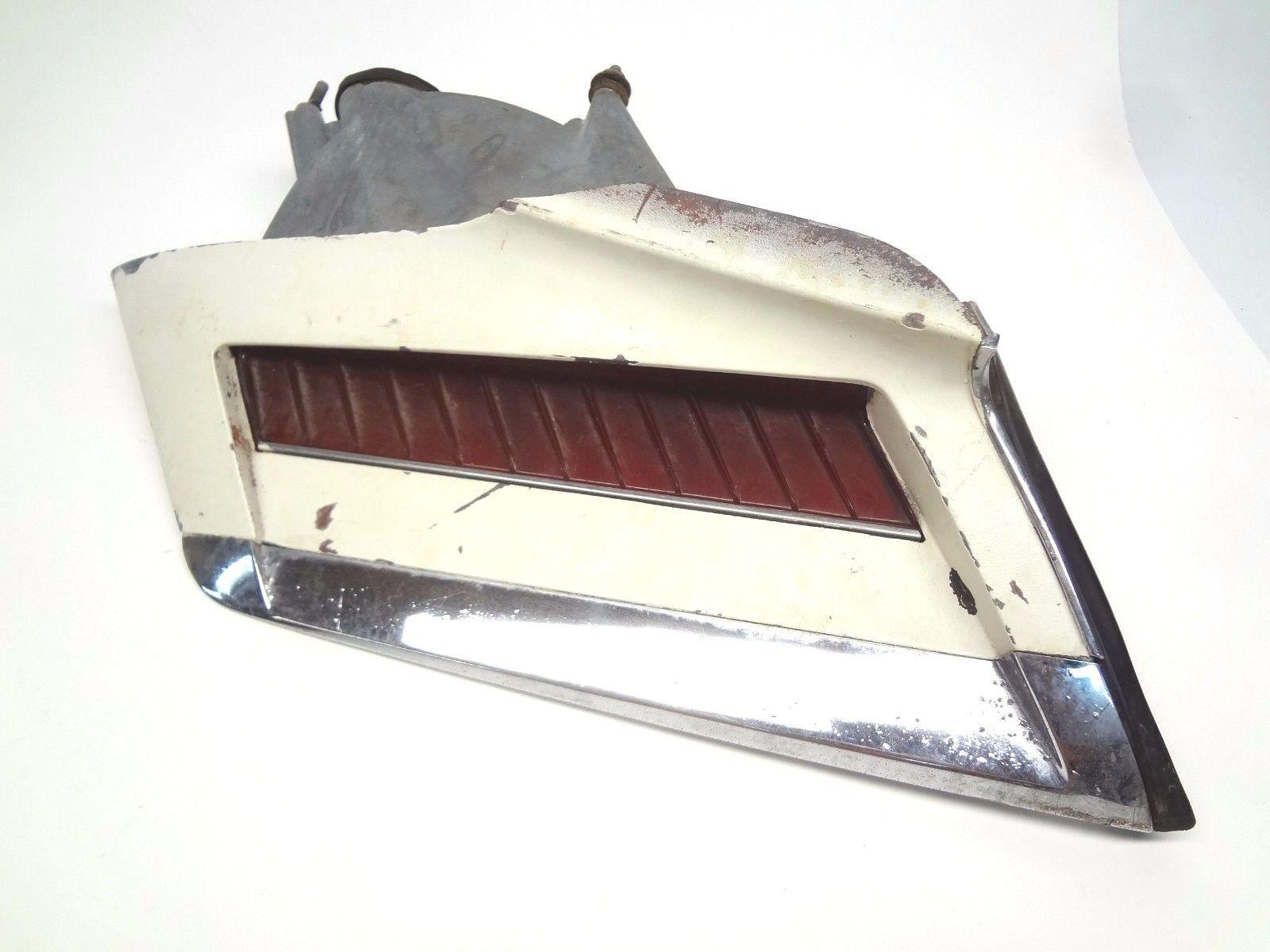 Cadillac 1967 Eldorado Taillight Brake Light Stop Assembly Housing Tail Light
