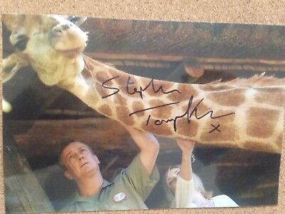Stephen Tompkinson Wild At Heart Signed Printed Photo 6x4
