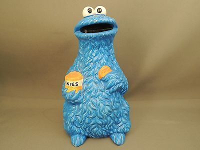 Vintage 1976 Sesame Street Cookie Monster Gorham Figure Figurine Statue Muppets