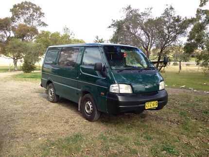2000 Ford Econovan Camper Tidy quick sale! Lochinvar Maitland Area Preview