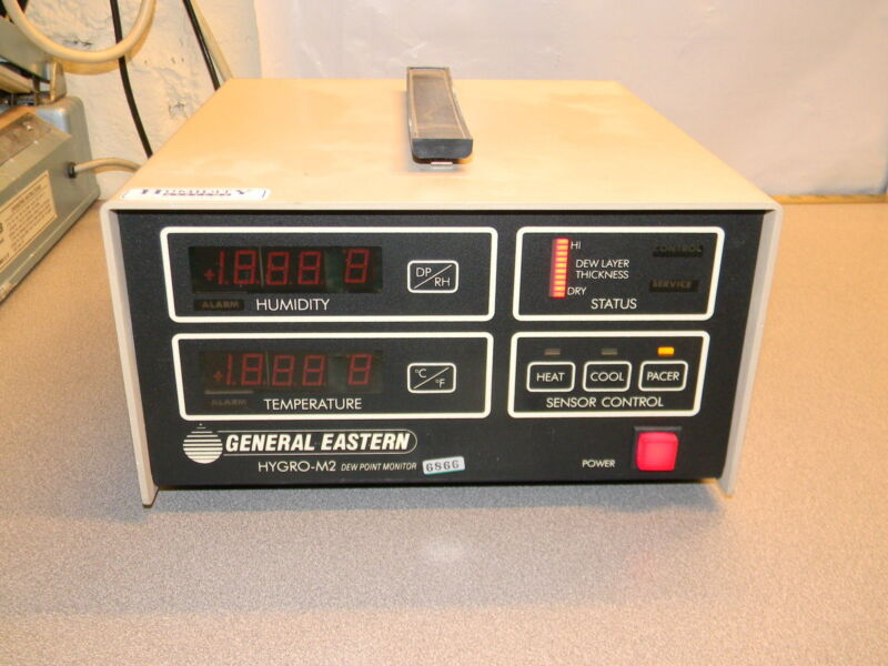 General Eastern Dew Point Monitor Hygro-M2, No Probe Included