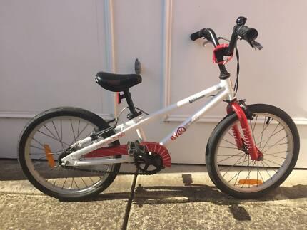 BYK E350 kids bike (red)