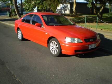 2003 Ford Falcon Sedan Somerton Park Holdfast Bay Preview