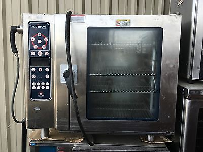 Alto-shaam Combitherm Combi Oven Model 10.10 Esi Electric
