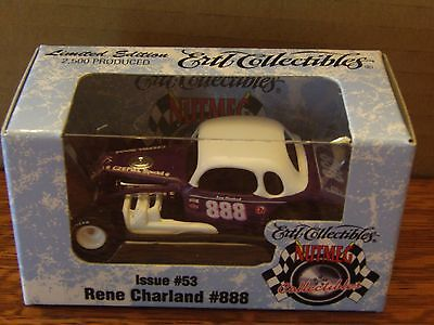 Rene Charland #888 Modified Chevy Coupe 1/64 ERTL