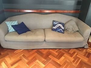 Classic Shape Lounge x 2 - FREE To GO!!! Hartley Lithgow Area Preview