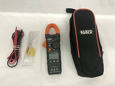 Klein Tools Ac Auto-ranging Digital Clamp Meter - Cl210
