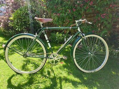 BSA Star Rider 1950s town bike Restored
