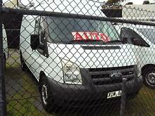 2008 Ford Transit Van/Minivan Keswick West Torrens Area Preview
