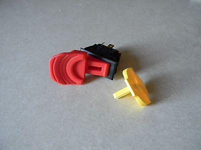 Jet Drum Sander Switch 1-28