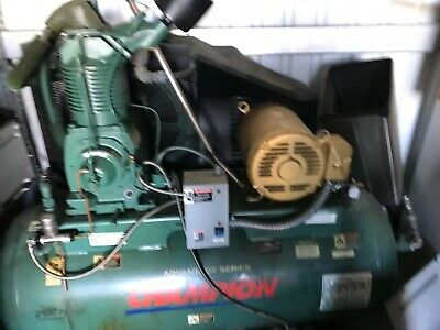 Champion Hra15-12 Air Compressor Specification