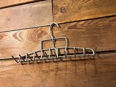 Stainless Steel Meat Hook Utensil Pan Hanger Sausage Hanging Tool 6 hooks Smoker](Meat Hooks)