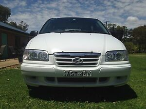 2004 Hyundai Trajet Wagon Dubbo Dubbo Area Preview