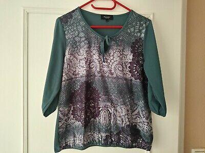 Shirt Gr.M von Bexleys Grün T-Shirt Langarmshirt gebraucht kaufen  Hamburg
