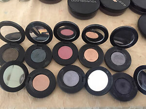 Youngblood eyeshadows x8 $3 each or $15 for the lot Redbank Plains Ipswich City Preview