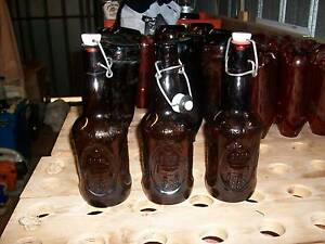 Collectors Beer Bottles Salisbury North Salisbury Area Preview